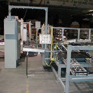 Automotive Material Processing System